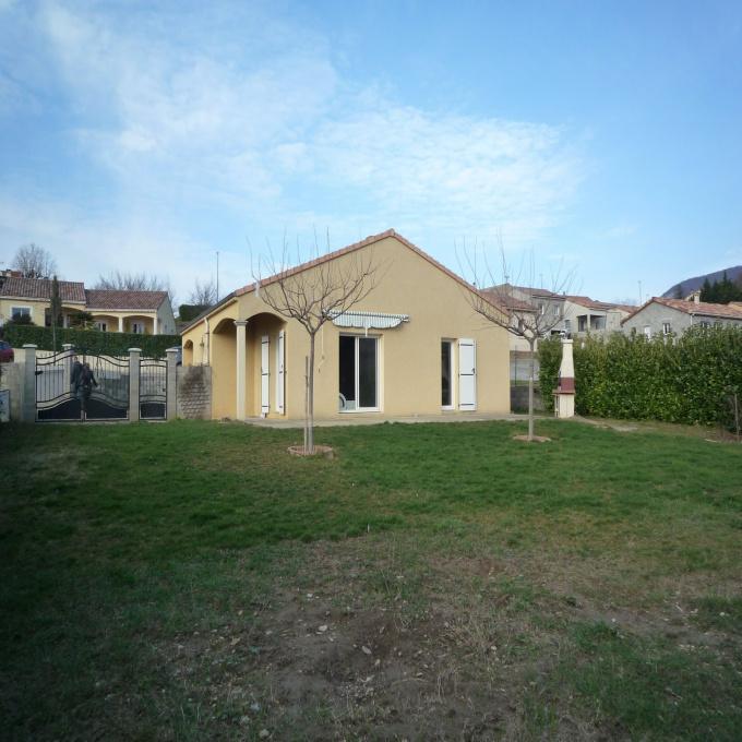 Offres de vente Maison Saint-Vincent-la-Commanderie (26300)